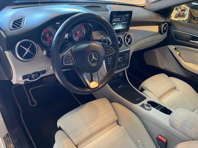 Mercedes-Benz GLA 200 1.6 Advance 2016/2016 Bancos interior bege ,Configuração Linda - Foto 9