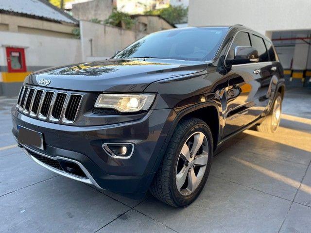 Jeep Grand Cherokee 3.6 Limited 2015 - Impecável - Ipva 2021