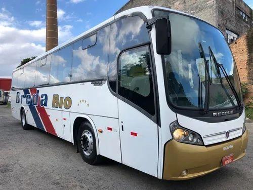 Ônibus semi-novo - Foto 5