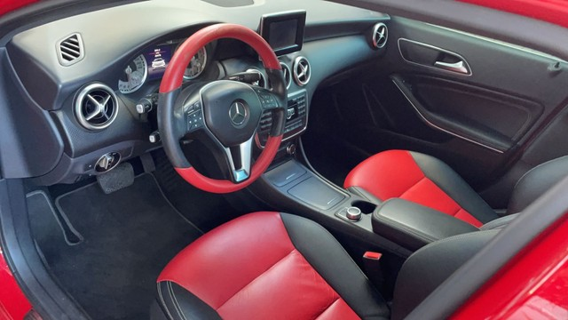 Mercedes-Benz A200 Turbo 2014 58mil km **Linda** - Foto 5