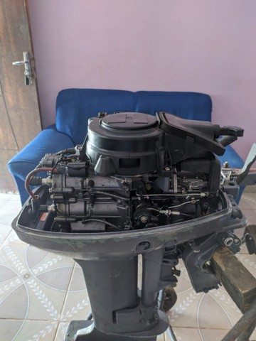 Motor 15 hp Yamaha - Foto 2