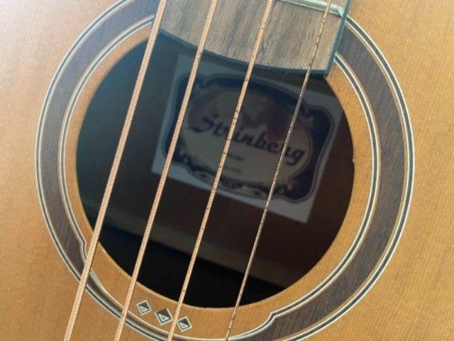Baixo Acústico Strinberg BA450c 4 cordas - Foto 5