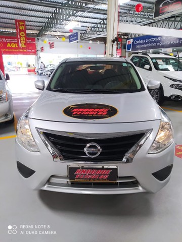 Nissan Versa 1.0S 2016