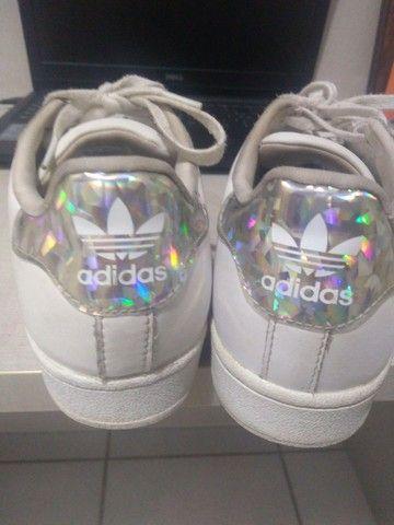 Adidas superstar usado  - Foto 5