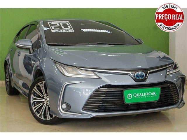 Toyota Corolla 2020 1.8 altis hybrid premium cvt