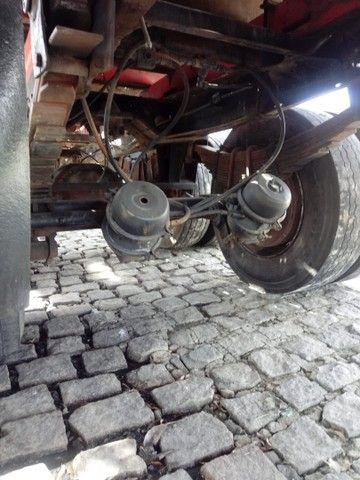 Vendo Mercedes 2213 - Carroceria/Trucado - Foto 4