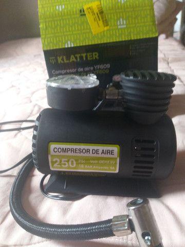 Compressor de ar portátil entrego dentro Uberlândia  - Foto 2