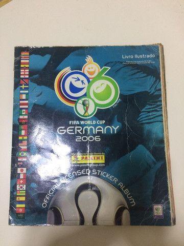 Álbum de figurinha da Copa do Mundo de 2006 - Completo