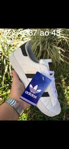Sapatos Adidas e Nike