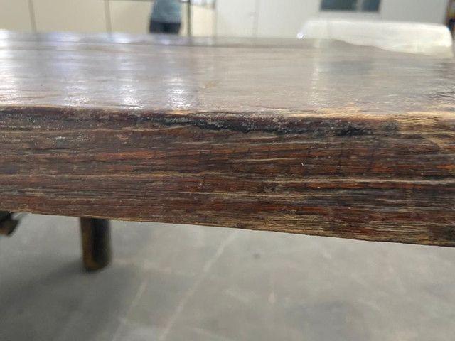 Mesa de madeira ipê  - Foto 2
