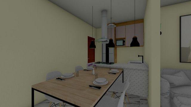 CAR#(SP3001) Ótimo acabamento. Casa Nova são Pedro com 3 quartos - Foto 5