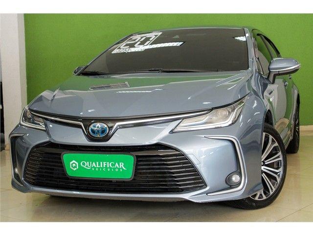 Toyota Corolla 2020 1.8 altis hybrid premium cvt - Foto 4