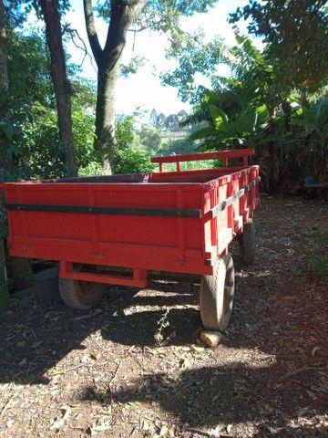 Carreta agrícola - Foto 2