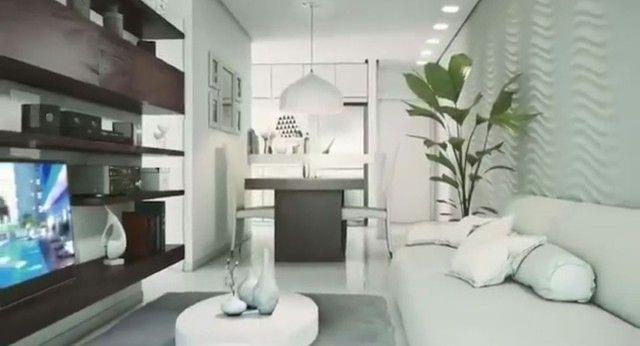 VENDO Apartamento BOQUEIRÃO PRAIA GRANDE - Foto 2