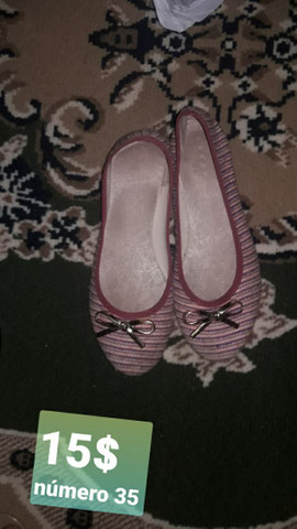 Sandálias usadas e seminovas - Foto 3