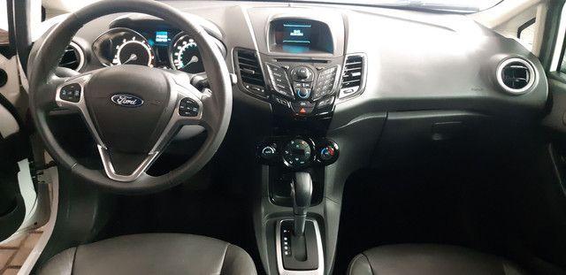 FORD- New Fiesta 1.6 Automático 2014 - Foto 8
