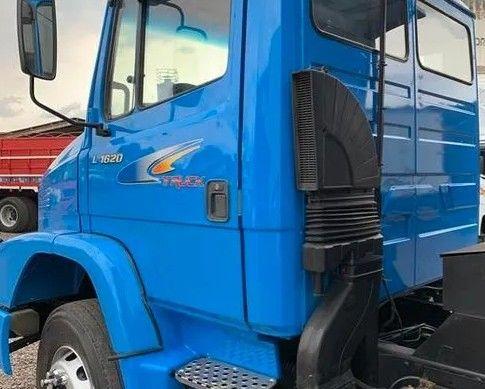 Compre seu caminhão 1620 parcelado - Foto 5