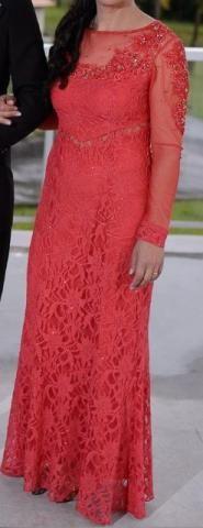 Vestido de Festa lindíssimo (mãe de noiva)