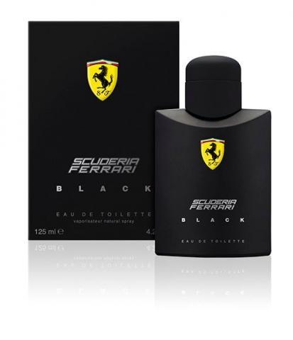 Perfume Ferrari Black 125Ml   Original Importado dos USA