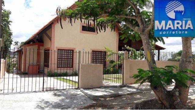 Casa solta em Gravatá-Pe com 6 quartos, 3 Mil para contrato anual Ref.276