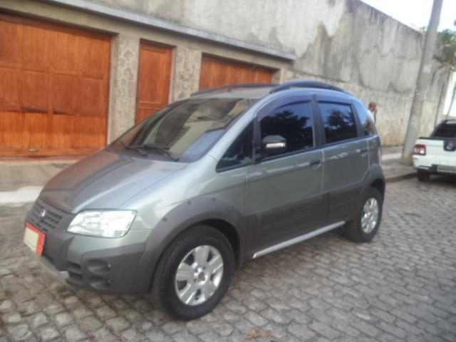 Fiat idea 1 8 mpi adventure 16v flex 4p manual 2010 for Fiat idea adventure 1 8