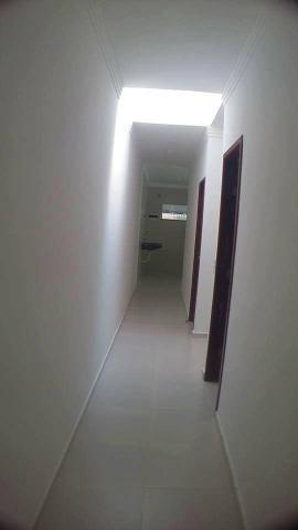 Casas planas no Eusébio, 3 quartos 2 Suites 4 vagas - Foto 13