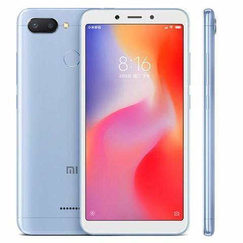 Xiaomi redmi mi 6 32gb 3 ram pronta entrega celulares e telefonia xiaomi redmi mi 6 32gb 3 ram pronta entrega stopboris Gallery