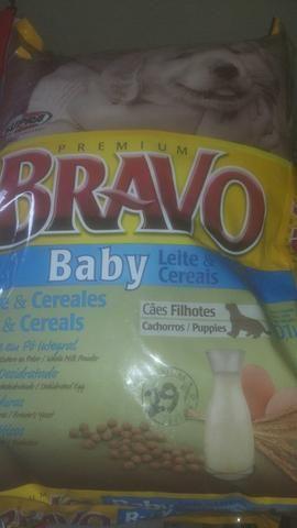 Ração supra Bravo Baby 10 Kg