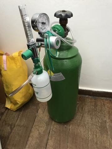 Cilindro tubo de oxigênio Medipure