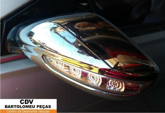 Retrovisor esquerdo Hyundai Sonata 2012