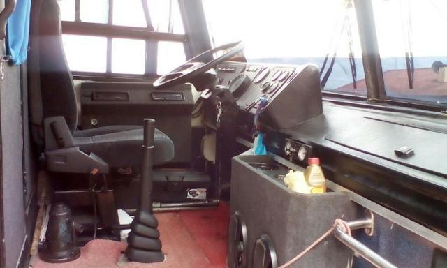 Ônibus Scania CMA 113 Dinossauro - Foto 6