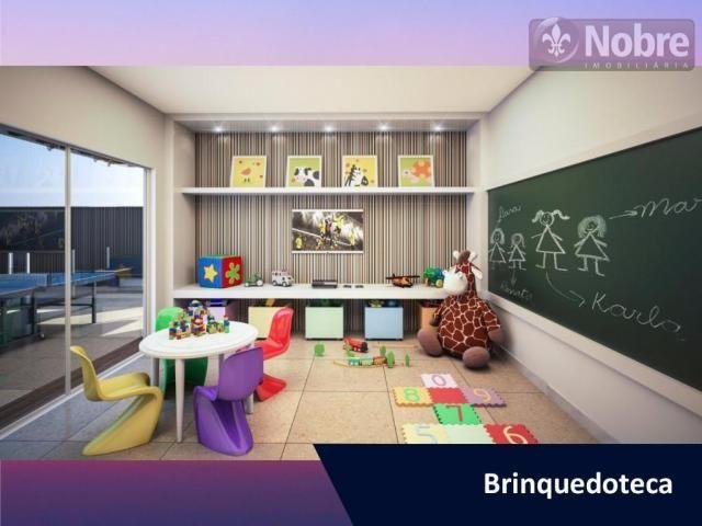 Apartamento com 3 dormitórios à venda, 113 m² por r$ 652.300 - plano diretor sul - palmas/ - Foto 8