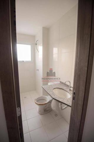 Apartamento com 2 dormitórios à venda, 70 m² por r$ 225.000,00 - jardim anhembi - são josé - Foto 17