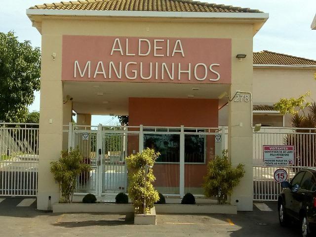 Em Manguinhos, Condominio Aldeia Manguinhos Casa Duplex 3 quartos com suite