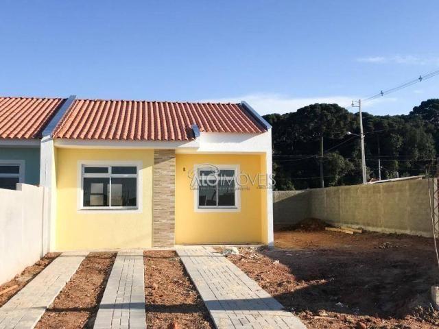 Casa com 2 dormitórios à venda, 42 m² por r$ 130.000 - estados - fazenda rio grande/pr - Foto 7