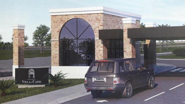 Terreno Condomínio Villa Di Capri - 360 M2 - Parte Alta - Quitado - Excelente Localização