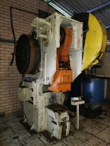 Prensa excêntrica 160 ton Gutmann