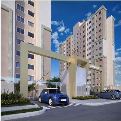 Gran Palace - Apartamentos 2Q no St. Faiçalville, esquina com Av. Rio Verde