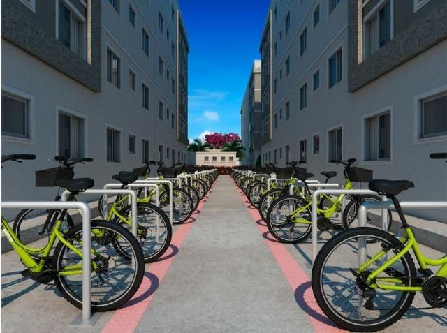 Gran Oásis - Apartamentos 2Q na região do Santa Rita, atrás do Res. Eldorado Parque - Foto 8