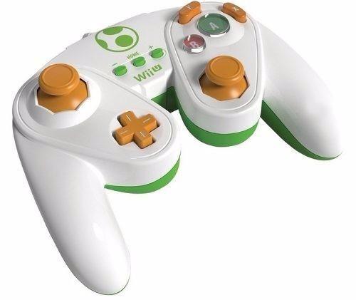 Controle de Game Cube do Yoshi para Nintendo Wii-U - Foto 2