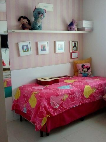 Em Manguinhos, Condominio Aldeia Manguinhos Casa Duplex 3 quartos com suite - Foto 17