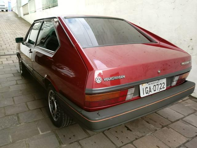 Passat Gts 1.8 Pointer estado impecável todo original ano 1989 - Foto 5