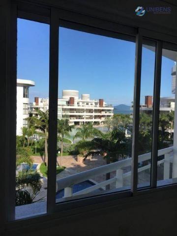 Apartamento à venda na praia da cachoeira do bom jesus, florianópolis, marine home resort - Foto 7
