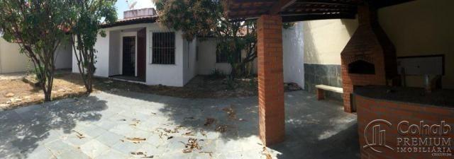 Casa na coroa do meio com quintal - Foto 2