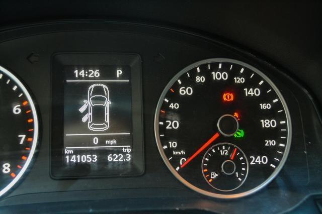 VW Tiguan - Impecável - Bancos em couro + Park Assist - 2010 - Foto 13