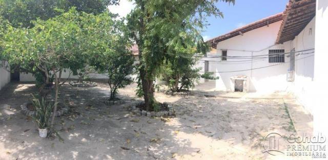 Casa na coroa do meio com quintal - Foto 5