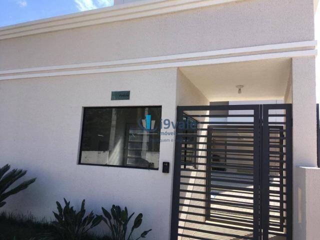 Apartamento com 2 dormitórios à venda, 56 m² por r$ 198.000 - jardim santa maria - jacareí - Foto 8