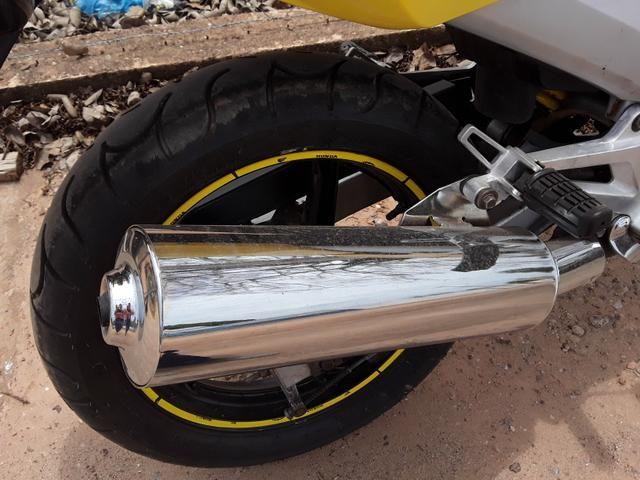 Vende-se Moto Twister 2007 - Foto 3
