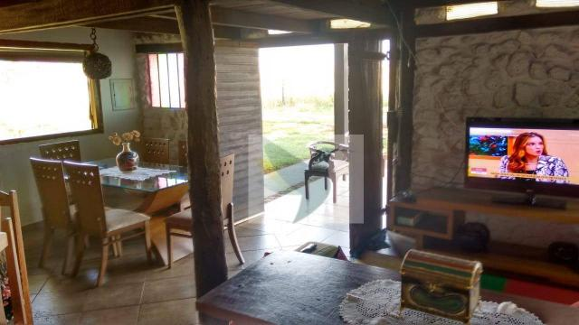 Chácara com 3 dormitórios à venda, 20000 m² por r$ 1.350.000,00 - centro - chapada dos gui - Foto 17