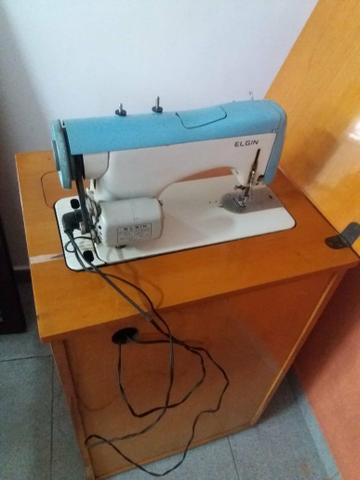 Máquina de costura Elgin ultramatic - Foto 3